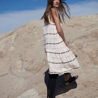 Free People Pacific Coast Midi Dress