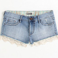 Roxy Crochet Applique Shorts - PacSun.com