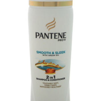 Pro-V Medium - Thick Hair Solutions 2 in 1 Frizzy to Smooth Shampoo & Conditione Shampoo Pantene