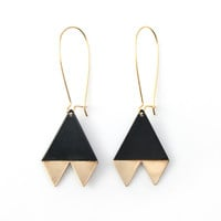 Pennant Earrings