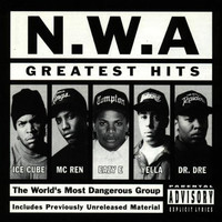 N.W.A. - Greatest Hits LP