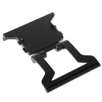 New Mini TV Clip Mounting Holder Stand For Xbox 360 X-360 Kinect Sensor Video Games