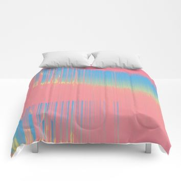 Hot 90's bckgrnd Comforters by DuckyB
