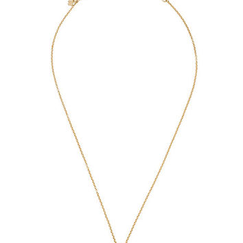 Kate Spade Born To Shine Star Charm Necklace Clear Multi ONE
