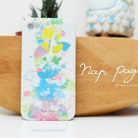 apple iphone case : Abstract jewelry pattern