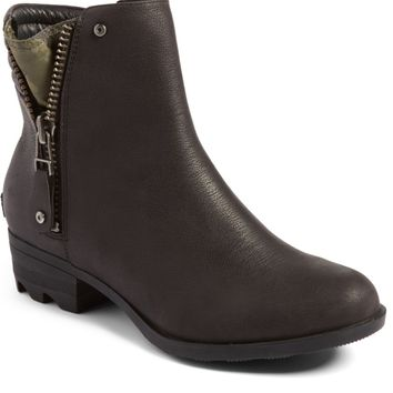 SOREL Danica Waterproof Bootie (Women) | Nordstrom