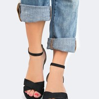 Bliss Low Heel Pumps