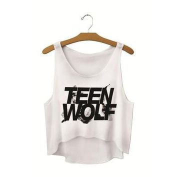 summer women vest crop tops t-Shirts sexy girls  print tops fashion 3d print sleeveless tank tops