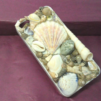 IPhone 5/5s Seashell Phone Cover/Beach Phone Cover