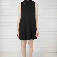 Mindy Mock Neck Dress