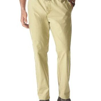Dockers Casual Khaki Pants Slim Tapered - Montgomery Khaki - Men's