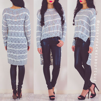 In Too Deep Knit Top