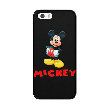 Disney Mickey Mouse, Pluto And Minnie Mouse As Babies iPhone 5|5S Case