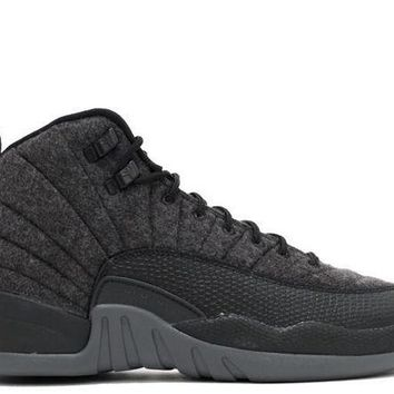 DCCK Air Jordan 12 Retro 'Wool' GS