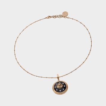 Versace Resin Medusa necklace for Women | US Online Store