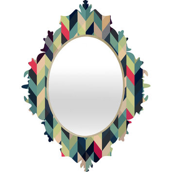 Gabi Arise Baroque Mirror