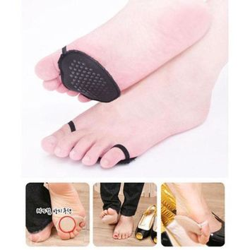 1Pair Girls Lady High Heel Shoes Fore Foot Care Protector Insoles Pads Cushion