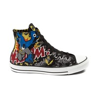 Converse All Star Hi Batman Sneaker, Black, at Journeys Shoes