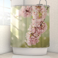 Catherine McDonald: Cherry Blossom Shower Curtain | Fab.com, at 25% off!