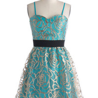 Name on the Marquee Dress | Mod Retro Vintage Dresses | ModCloth.com
