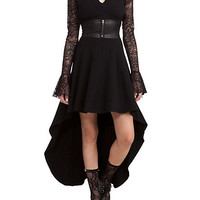 The Mortal Instruments: City Of Bones By Tripp Isabelle Black Dress | Hot Topic