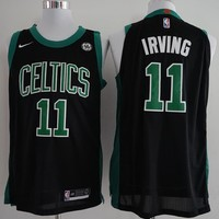 Best Sale Online Nike NBA Basketball Jersey Boston Celtics # 11 Kyrie Irving Authentic