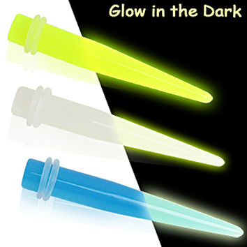 Glow in the Dark Taper