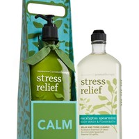 Stress Relief - Eucalyptus Spearmint Aromatherapy Carrier   - Aromatherapy - Bath & Body Works