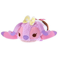 Disney Tsum Tsum Valentine Version Angel Mini (S) Plush (Japan import)