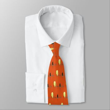 Tango Tango Soundwave Colorful Abstract 2 Tie