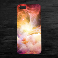 Colorful Nebula iPhone 4 and 5 Case