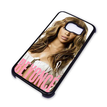 BEYONCE KNOWLES Samsung Galaxy S6 Edge Case