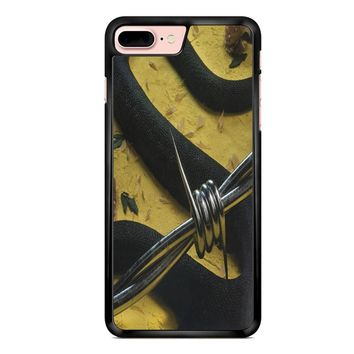 Post Malone Rockstar Ft 21 Savage iPhone 7 Plus Case