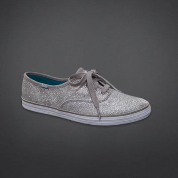 Hollister + Keds Champion Glitter from Hollister Co.  470c8af1df