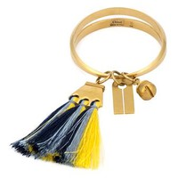 CHLOÉ | Janis Tassel Bangle | Womenswear | Browns Fashion