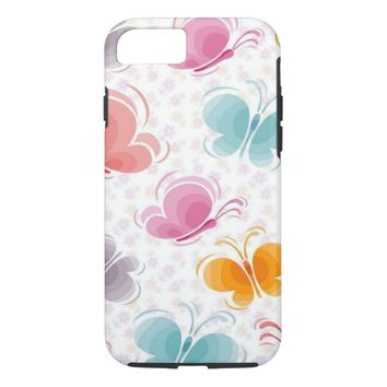 Pretty Butterflies iPhone 8/7 Case