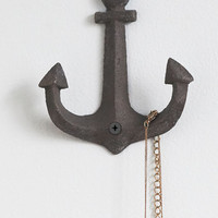 ModCloth Nautical Home Sweet Houseboat Wall Hook