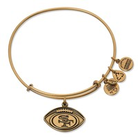 San Francisco 49ers Football | Alex and Ani Russian Gold