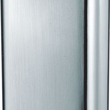 Visol Marco Satin Chrome Wind-Resistant Torch Flame Lighter