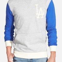 Men's Mitchell & Ness 'Los Angeles Dodgers - Team to Beat' Tailored Fit Sweatshirt