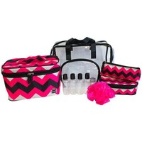Caboodles Le Sophistique Bag Set, 10 pc - Walmart.com