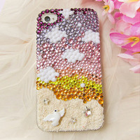 Bling Bling Summer Beach iPhone  Samsung Galaxy Case