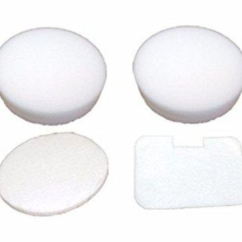 Shark NV22L Navigator Replacement Foam and Felt 4 Piece Filter Kit, Shark Part XF22