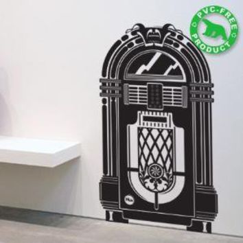 JUKEBOX  wall sticker Hu2 Design