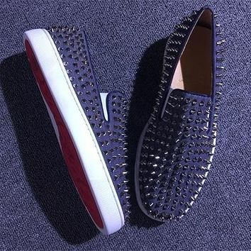 Cl Christian Louboutin Flat Style #706