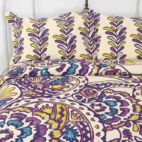 Magical Thinking Paisley Sketchbook Sham - Set Of 2- Multi One