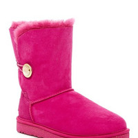 Bailey Button Ornate Genuine Shearling Lining Boot