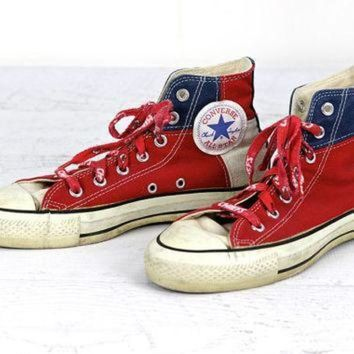 CREYON vintage chuck taylor converse high top shoes vintage converse tennis shoes