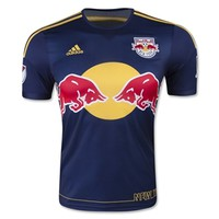 New York Red Bulls 2015 Authentic Away Soccer Jersey - WorldSoccerShop.com