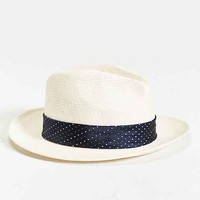 Goorin Hawk Eye Fedora- White